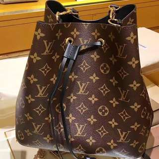 ✨Brand new LV Neonoe in black 黑桶🤤全新現貨✨