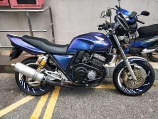 Honda CB400 Version S