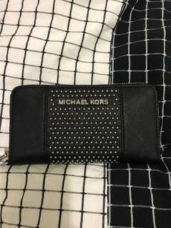 Michael Kors studded wallet limited edition