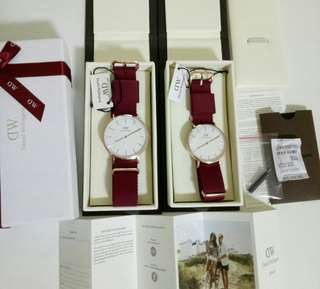 🚚 [IN-STOCK] Daniel Wellington Classic Roselyn Watches