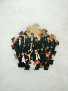 Wanna One IPU group tazo
