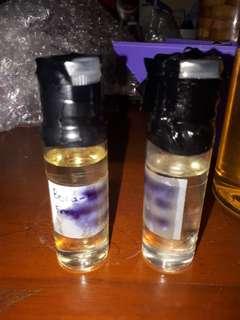 Fragnace oil untuk sabun