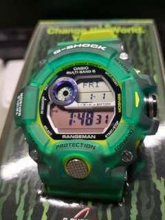 GW-9401K Rangeman Love Sea 電波貓 Casio G-shock