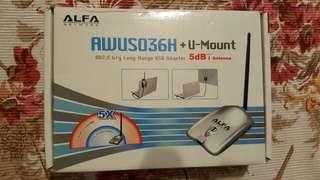 USB wifi adaptor