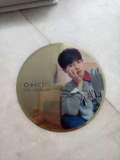Wanna One jaehwan IPU mirror card