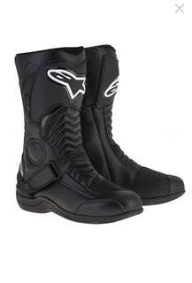 Brand New Alpinestars Pikes Drystar Boots