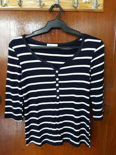 3/4 Top Stripes