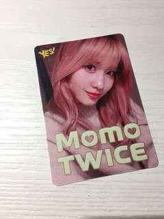 Momo 夜光yes card