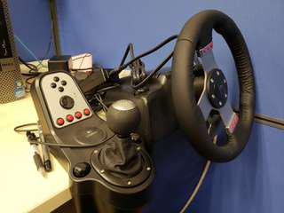 Logitech G27 Game Wheel