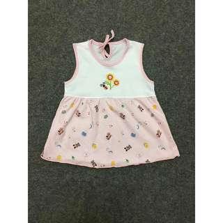 Baby Girl Dress Pink Mickey