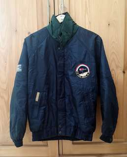 Jaket Bomber Outdoor Mountain Jacket GREENPEACE motor pilot