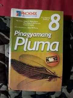 Pinagyamang Pluma 8