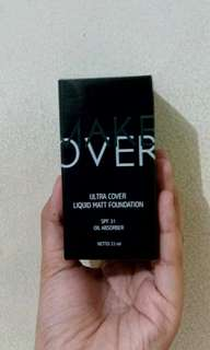 Make Over Foundation Liquid (FREE ONGKIR)