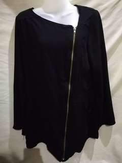 Black Stylish Long Sleeves