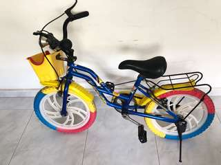 Kids Bicycle( for 4 to 8 years old)