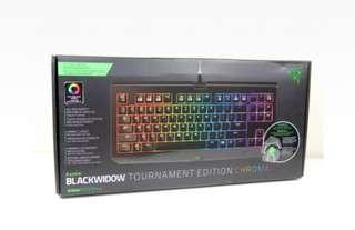 Blackwidow ultimate chroma tournament edition