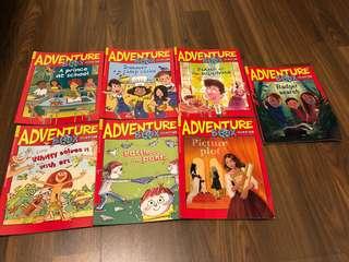 Adventure Box (7 copies)