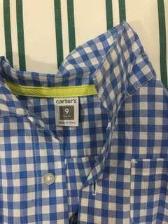 polo shirts 9m