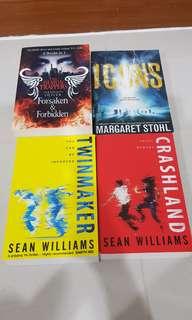$2 each books