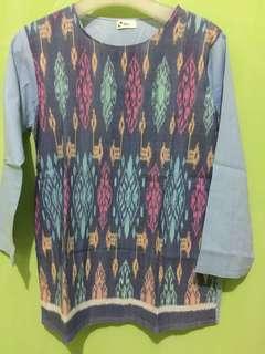 Baju Atasan Etnik / Batik