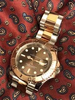玫瑰金watches
