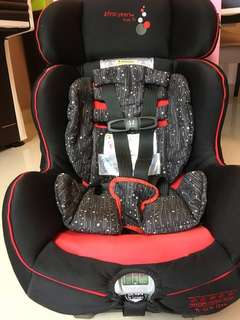 Convertible Child Car Seat 6-36month (reserved)