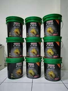 CASTROL ENGINE OIL diesel