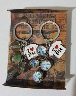 """SALE!!! Philippine Jeepneys """"King of the Road"""" Keychains"""