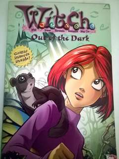 Witch out of  the dark  story complete book
