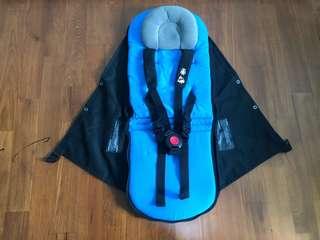 Babyzen Yoyo 0+ Color Pack (Blue) Complete Set