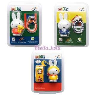 Miffy 3D八達通配飾