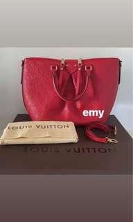 Louis Vuitton empreinte AUTH