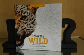 Color Me Wild: Color by Numbers