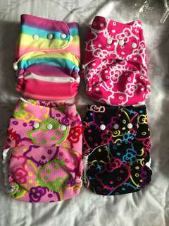 Babies Fitted Diapers