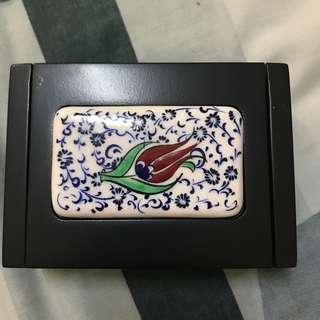 Name card holder box #Ramadan50