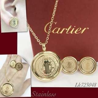 Cartier St. Benedict Set
