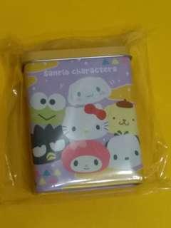 Sanrio Characters 鹹蛋黃酥餅連小方罐