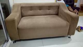 Sacrifice sale:  Loveseat couch