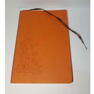 Chinese Calendar notebook/diary
