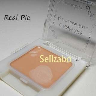 Used Eyes Shadow Base : Canmake Beige Primer Face Makeup Sellzabo Eyeshadow Cosmetics Eyesshadows Nude Colour