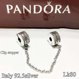 Pandora Clip safety chain