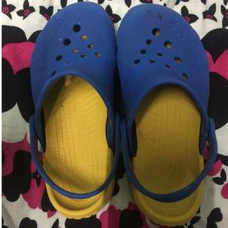 Authentic Crocs for kids (C12)