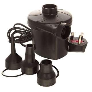 🚚 1074. Fast Inflate AC 240V / 150W Electric Air Pump