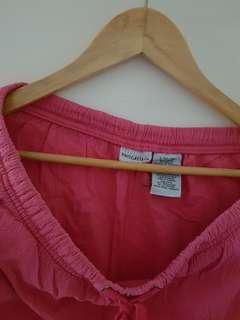 Oversized Pink Tokong