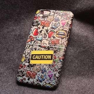 iPhone 6/6s 塗鴉款Case