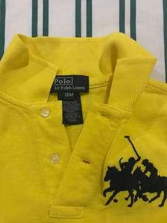 polo shirts 12m