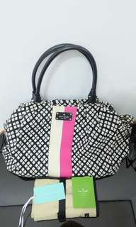Kate Spade Classic Spade Stevie Bag