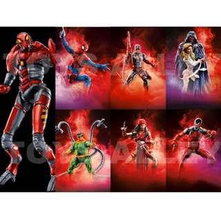 [Preorder] Marvel Legends Spider-Man Wave 2 BAF SP//dr Series Full Case of 8