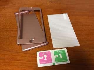 Apple iPhone 7+/8+ 5.5 粉紅色 電話殼