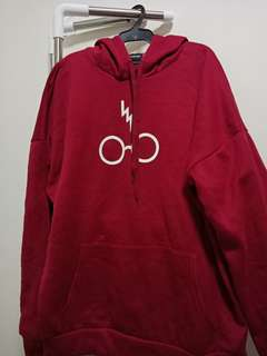 Red Harry Potter Hoodie